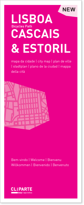 MAPA DE LISBOA <br> E CASCAIS-ESTORIL