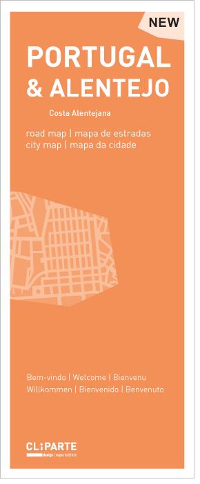 MAPA DE PORTUGAL <br> & ALENTEJO