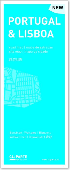 MAPA DE PORTUGAL <BR>LISBOA